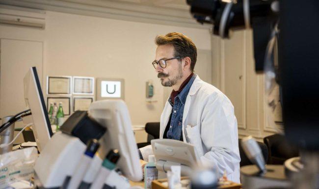 Dr. med. Pascal Imesch - Facharzt für Augenheilkunde Eyeparc Bern